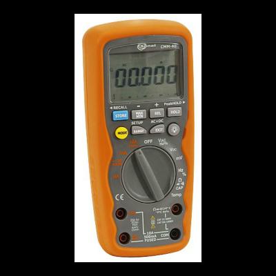 Multimetro Industrial CAT III/1000V Trms AC/DC CMM-40