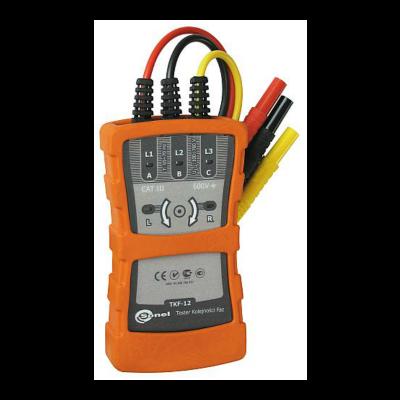 Secuencimetro TKF-12 (120 - 690V) 10-70 Hz
